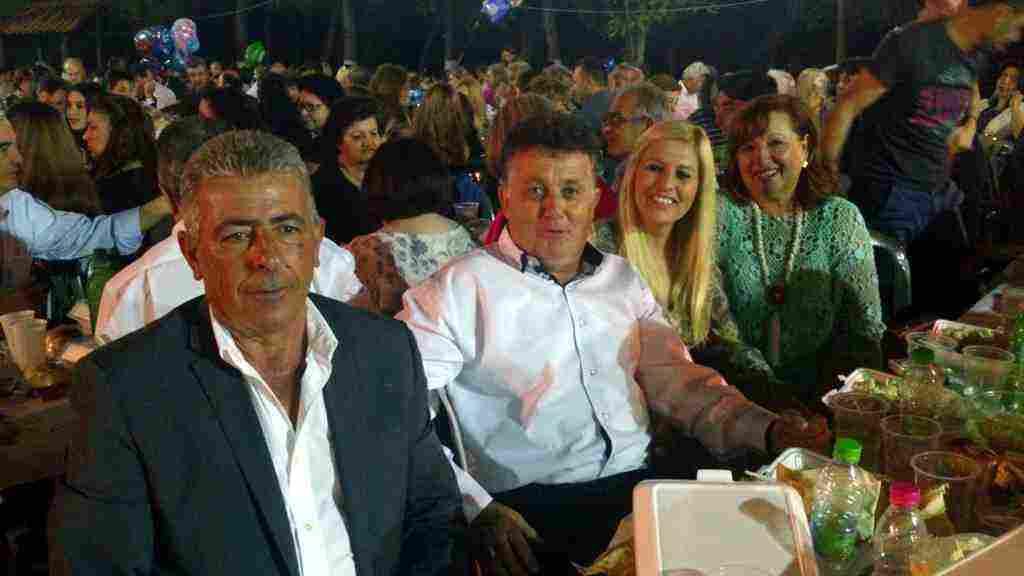 Ξεχωριστές παρουσίες οι Δημοτικοί Σύμβουλοι Τανάγρας κ. Ελένη Ζαφειροπούλου και κ. Κωνσταντίνος Λαψάνης παρέα με την Αντιδήμαρχο Μάνδρας-Ειδυλλίου κ. Αγγελική Παπακωνσταντίνου και τον Τοπικό Σύμβουλο Οινοφύτων κ. Γιάννη Καμινιώτη
