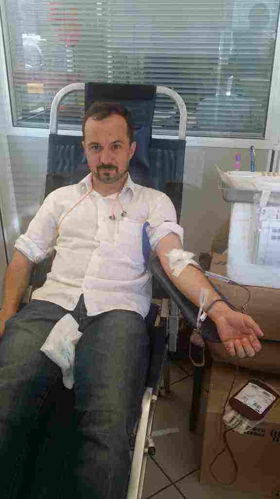 Ο Δημοτικός Σύμβουλος Ωρωπού και ιατρός κ. Σπύρος Καυκόπουλος συμμετείχε ως αιμοδότης και ως καθοριστικός παράγοντας για την υλοποίηση της Πρώτης Εθελοντικής Αιμοδοσίας στο Δήμο Ωρωπού