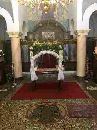 Ιερός Ναός Αγίων Αντωνίου και Ανδρέου. Αυλώνας Αττικής