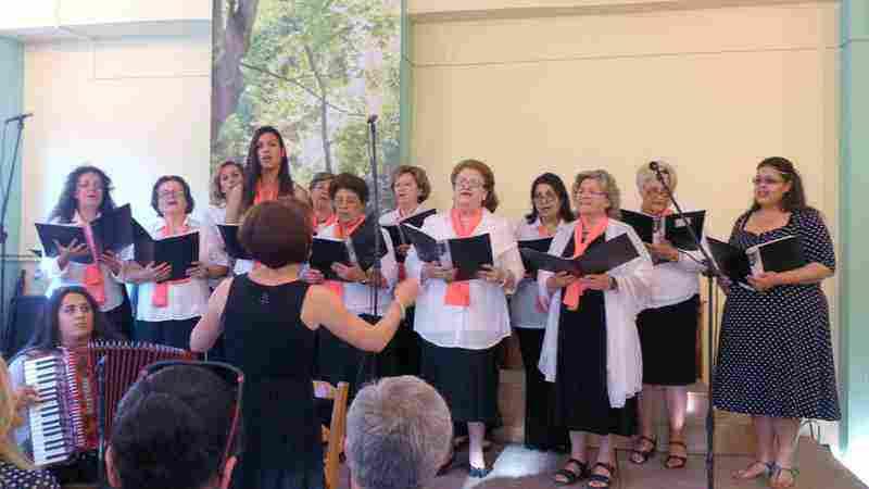 Χορωδία Ενηλίκων Αυλώνα Κ.Ε.Δ.Ω. - Διεύθυνση Χορωδίας κ. Στυλιανή Νικολάου