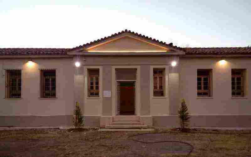 Ανακαινισμένο το κτίριο των Παλαιών Φυλακών Ωρωπού