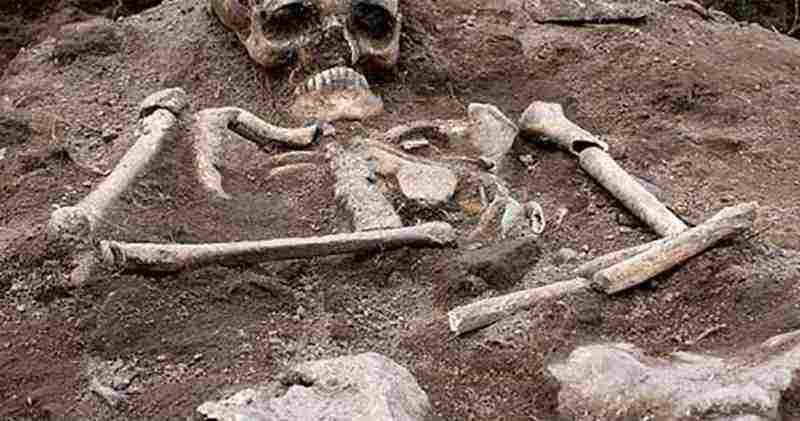 b74c1b3ce6 Βουλγαρία  Βρήκαν σκελετό βαμπίρ στην αρχαιοελληνική πόλη Περπερικόν – Άποψη  Τώρα